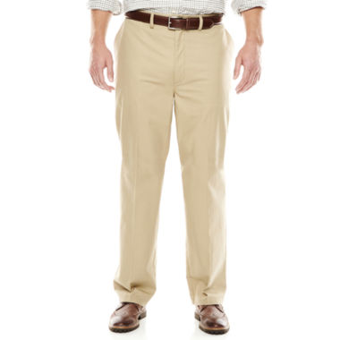 jcpenney.com | The Foundry Big & Tall Supply Co.™ Stretch Twill Pants
