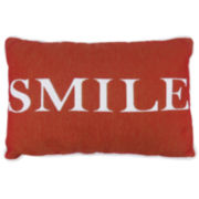 Park B. Smith® Smile Tapestry Decorative Pillow