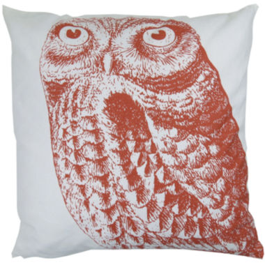 jcpenney.com | Park B. Smith® Owl Feather Decorative Pillow