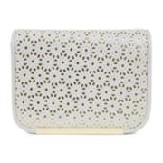 Gunne Sax® Perforated Flap Mini Evening Bag