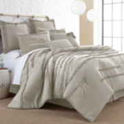 Collette Embroidered 8-pc. Comforter Set
