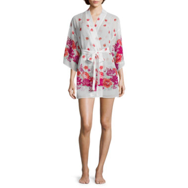 jcpenney.com | Flora By Flora Rose Cover Up Robes