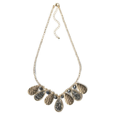 jcpenney.com | Bold Elements Teardrop Necklace