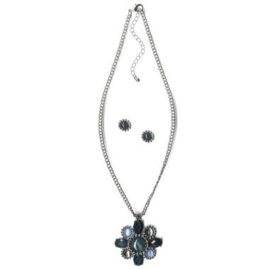 jcpenney.com | Mixit Blue Cab Jewelry Set