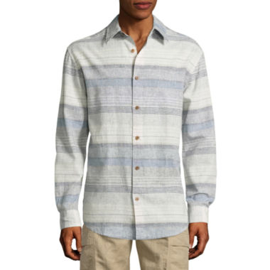 jcpenney.com | Island Shores Button-Front Shirt