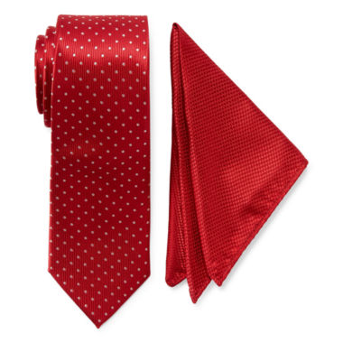 jcpenney.com | U.S. Polo Assn. Pin Dot Tie Set