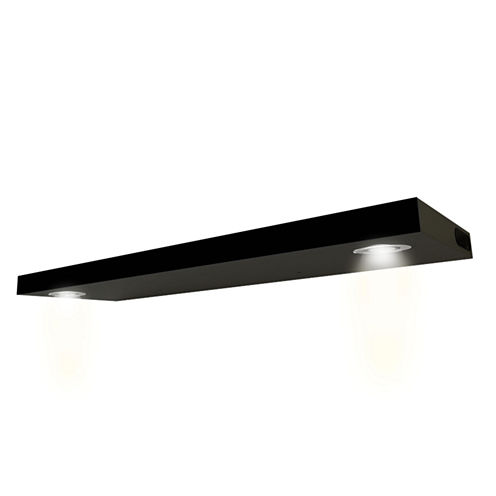 Inplace Floating Lighted Shelf
