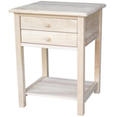jcpenney.com | Lamp 2-Drawer Console Table