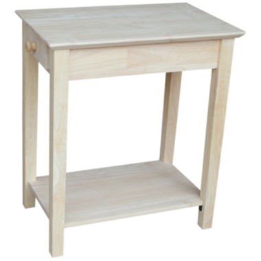 jcpenney.com | Narrow 1-Drawer End Table