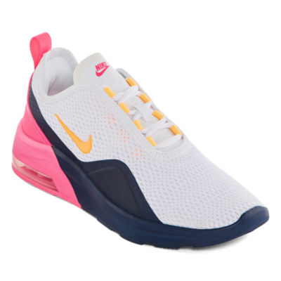 Nike Air Max Motion 2 Womens Lace Up Running Shoes Jcpenney