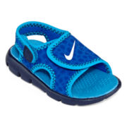 Nike® Sunray Boys Sandals - Toddler