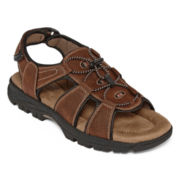 St. John's Bay® Ascend Mens Fisherman Sandals