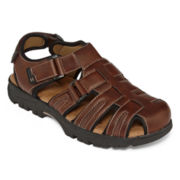 St. John's Bay® Cavern Mens Fisherman Sandals