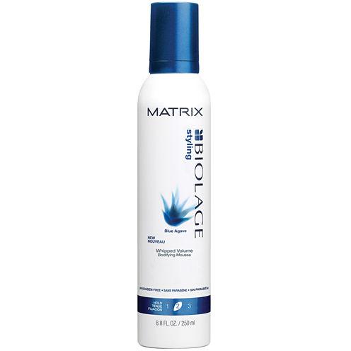Matrix® Biolage Volumizing Whipped Mousse - 8.5 oz.