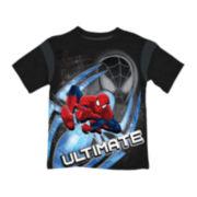 Spider-Man Short-Sleeve Graphic Tee – Boys 4-7