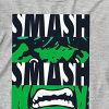H Grey Hulk SmashSwatch