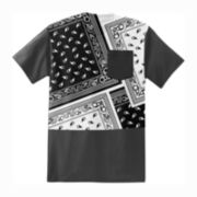Paisley District Graphic Tee