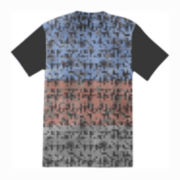 Tri-Color Pixel Camo Tee
