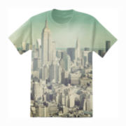 NYC Skyline Graphic Tee