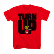 Turn Up For What Graphic Tee