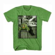 Sesame Street® Oscar the Grouch Graphic Tee