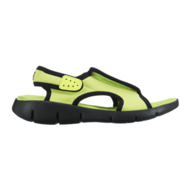 jcpenney.com | Nike® Sunray Adjustable Boys Sandals – Little Kids/Big Kids