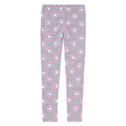 Marvel® Captain America Shield Leggings - Girls 7-16