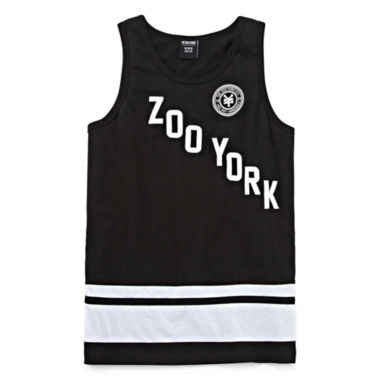 jcpenney.com | Zoo York® Graphic Tank - Boys 8-20
