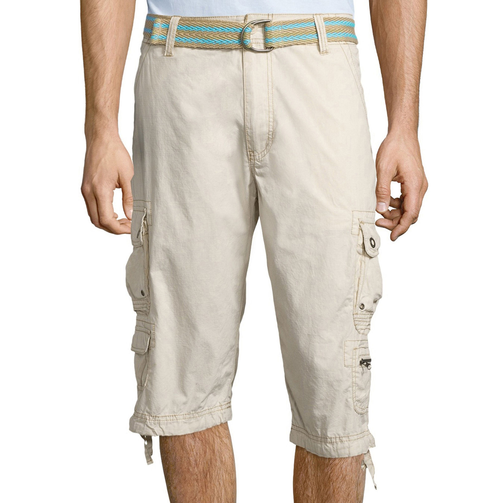 64ab109624 UPC 806594498311 product image for Plugg Mini Relaxed-Fit Ripstop Messenger  Cargo Shorts | upcitemdb