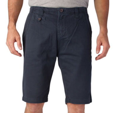 jcpenney.com | Seven7® Flat-Front Chino Shorts