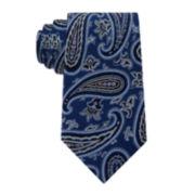 Stafford® Tray Paisley Silk Tie