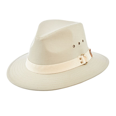 St. John's Bay® Canvas Safari Hat