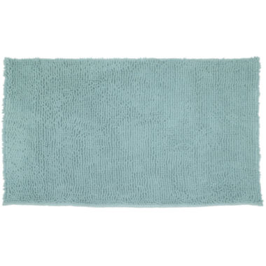 jcpenney.com | Resort Collection Chenille Plush Loop Bath Mat Collection
