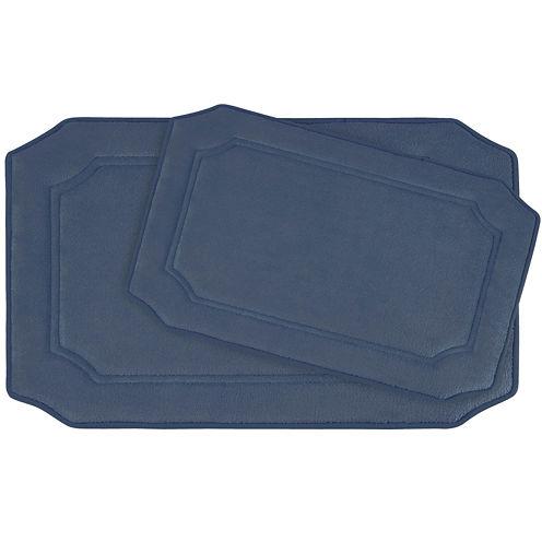 Bounce Comfort Walden Memory Foam 2-pc. Bath Mat Set