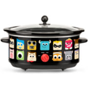 Disney Pixar 7-Quart Oval Slow Cooker