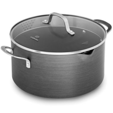 jcpenney.com | Calphalon® Classic Hard-Anodized Nonstick 7-qt. Dutch Oven with Lid