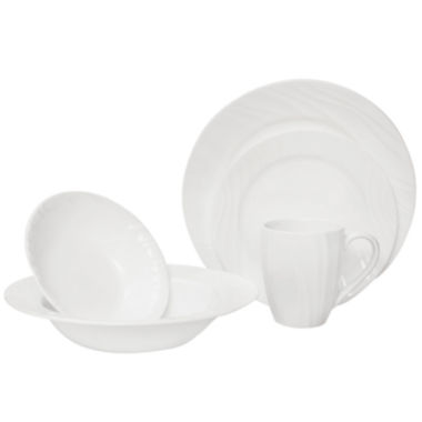 jcpenney.com | Corelle® Boutique™ Swept Wide-Rim 40-pc. Dinnerware Set - Service for 8