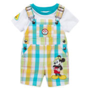 Disney Baby Collection 2-pc. Pants Set - Baby Boys newborn-24m