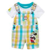 Disney Baby Collection 2-pc. Pants Set - Baby Boys newborn-24m