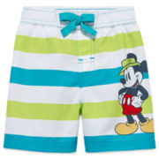 Disney Baby Collection Swim Trunks - Baby Boys newborn-24m