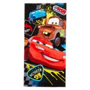 Disney Collection Cars Towel