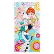 Disney Collection Frozen Towel