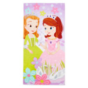 Disney Collection Sofia Towel