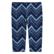 Arizona Capri Leggings - Preschool Girls 4-6x