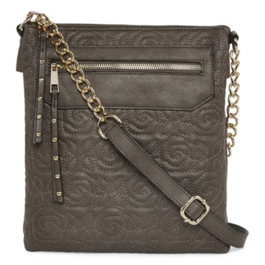 jcpenney.com | Latique Galina Crossbody Bag