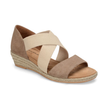 jcpenney.com | Comfortiva Brye Womens Wedge Sandals