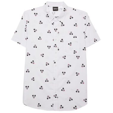 jcpenney.com | Novelty Season Mickey Mouse Toss Front Shirt