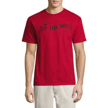 jcpenney.com | Vans Short Sleeve Graphic T-Shirt