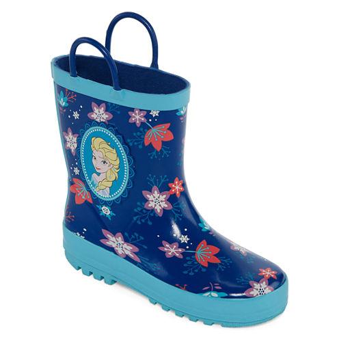 Disney Girls Rain Boots - Toddler