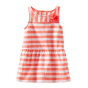 OshKosh B'gosh® Striped Knit Dress - Girls newborn-24m